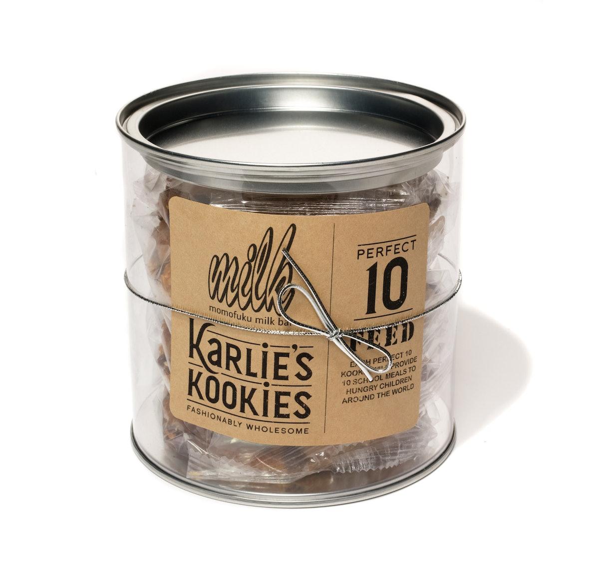 Karlie's Kookies by Momofuku Milk Ba