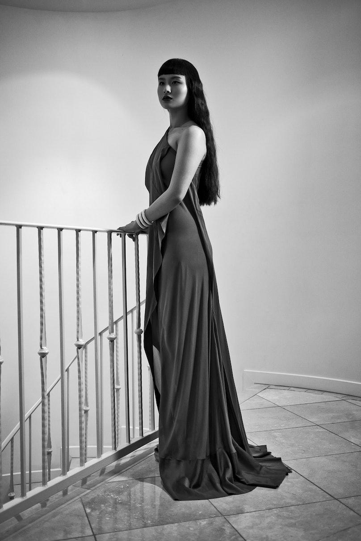 Asia Chow Donna Karan