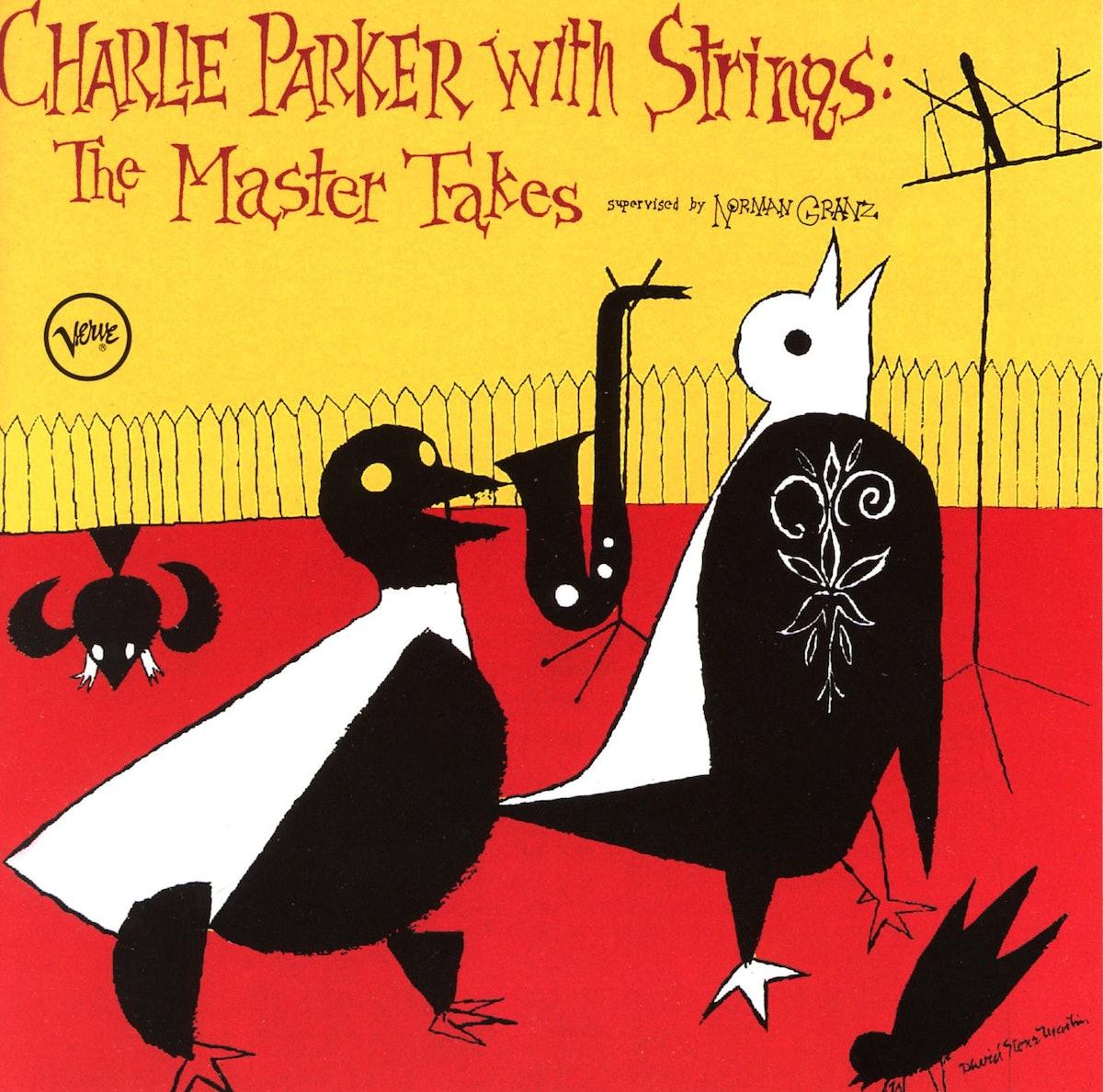 Bryan Ferry Charlie Parker
