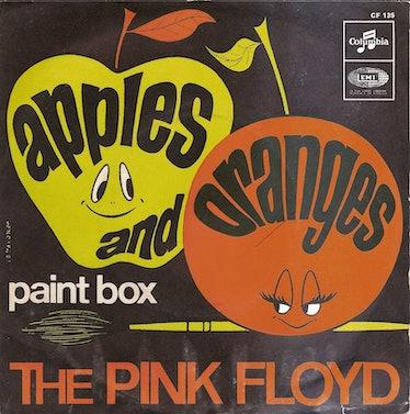 Kim Gordon Apples and Oranges