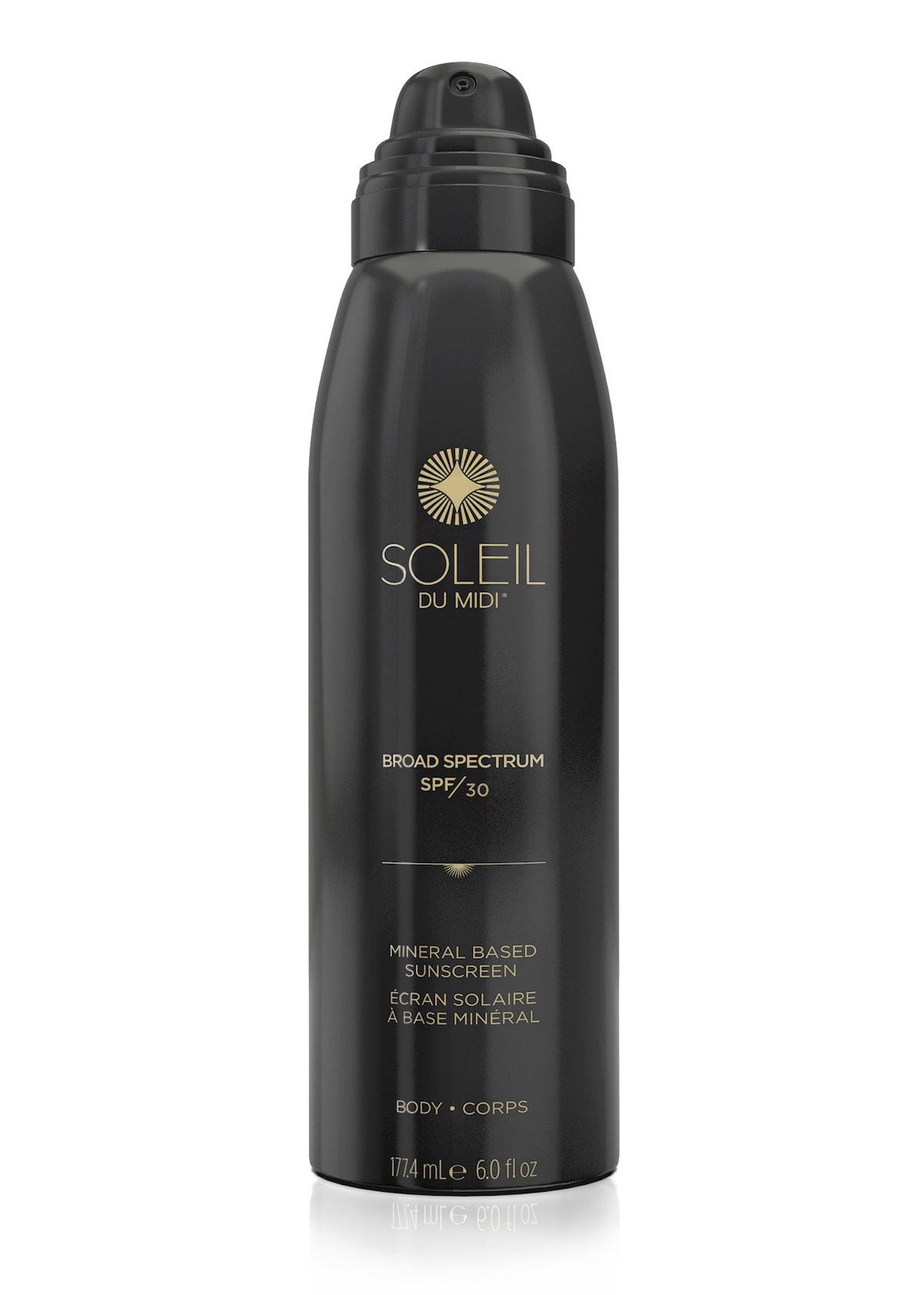 Soleil Toujours Sunscreen Spray