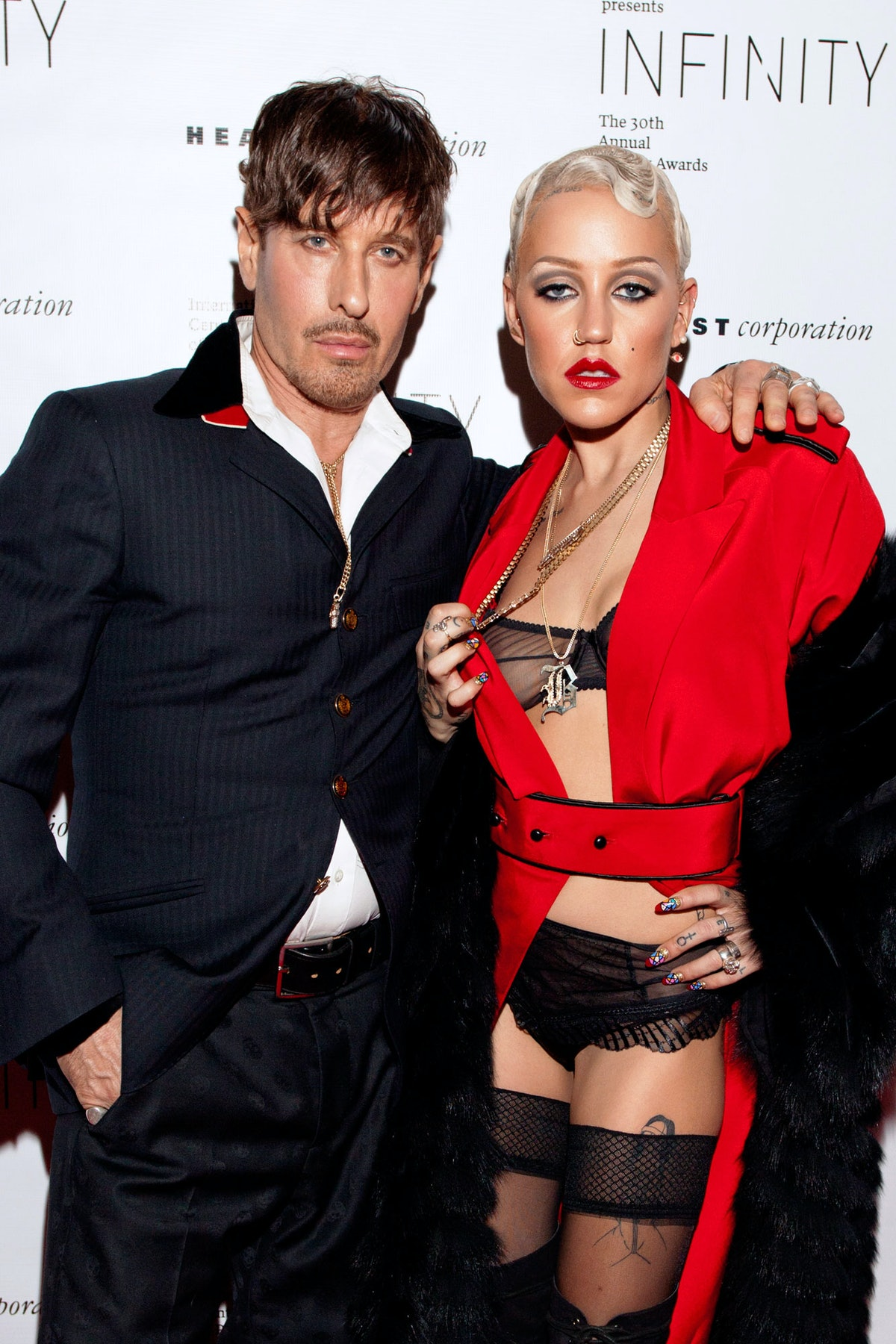 Steven Klein and Brooke Candy