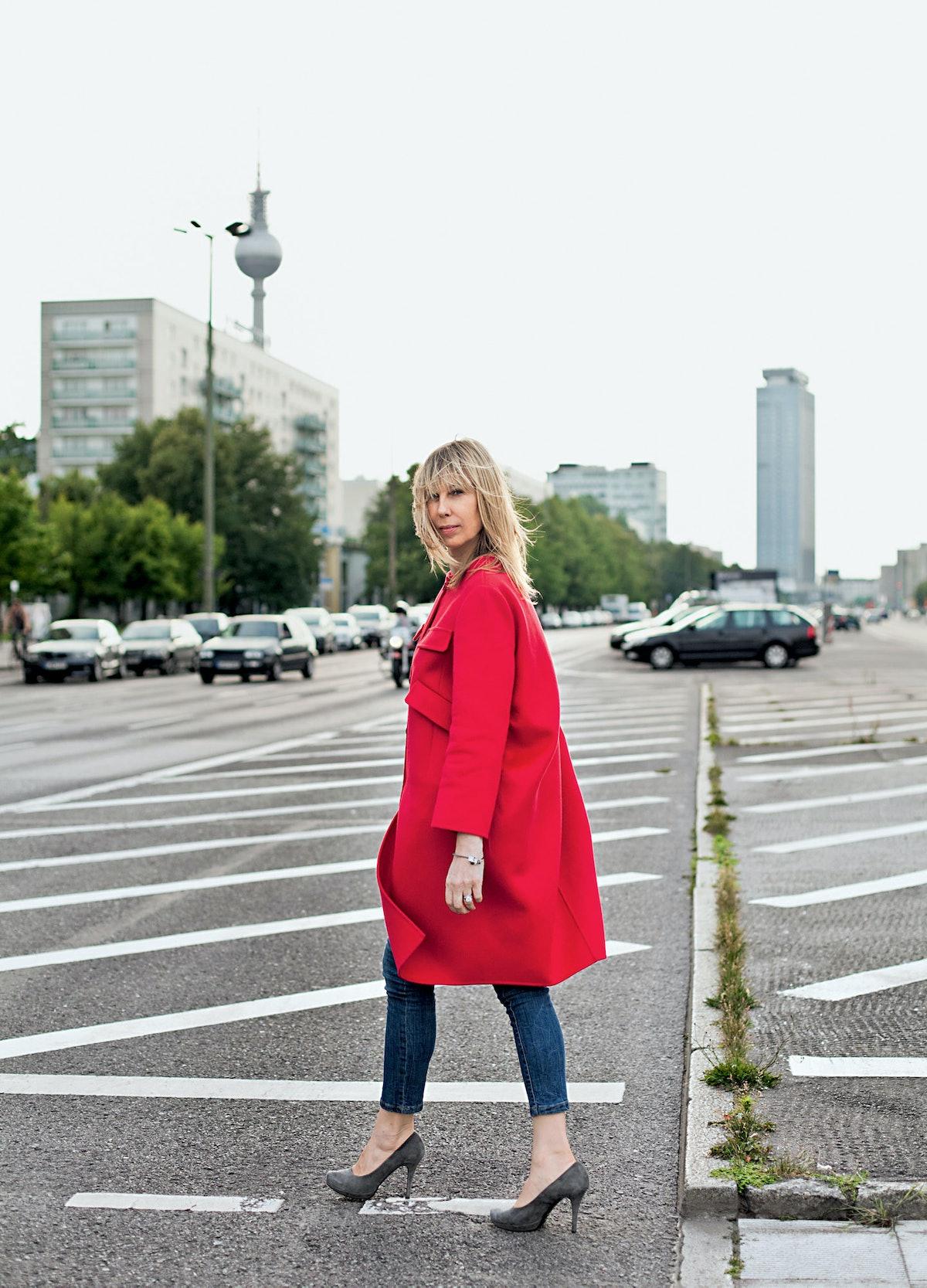 Angelika Taschen Berlin Street Style