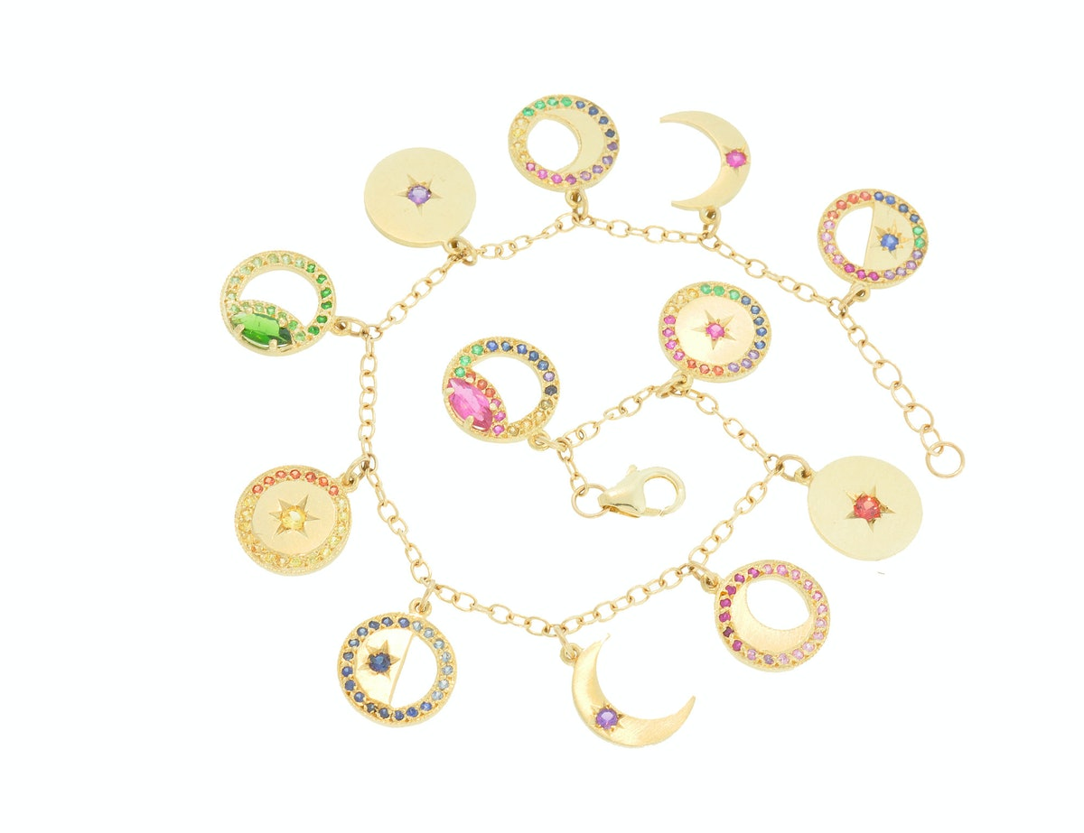 Andrea Fohrman Charm Bracelet