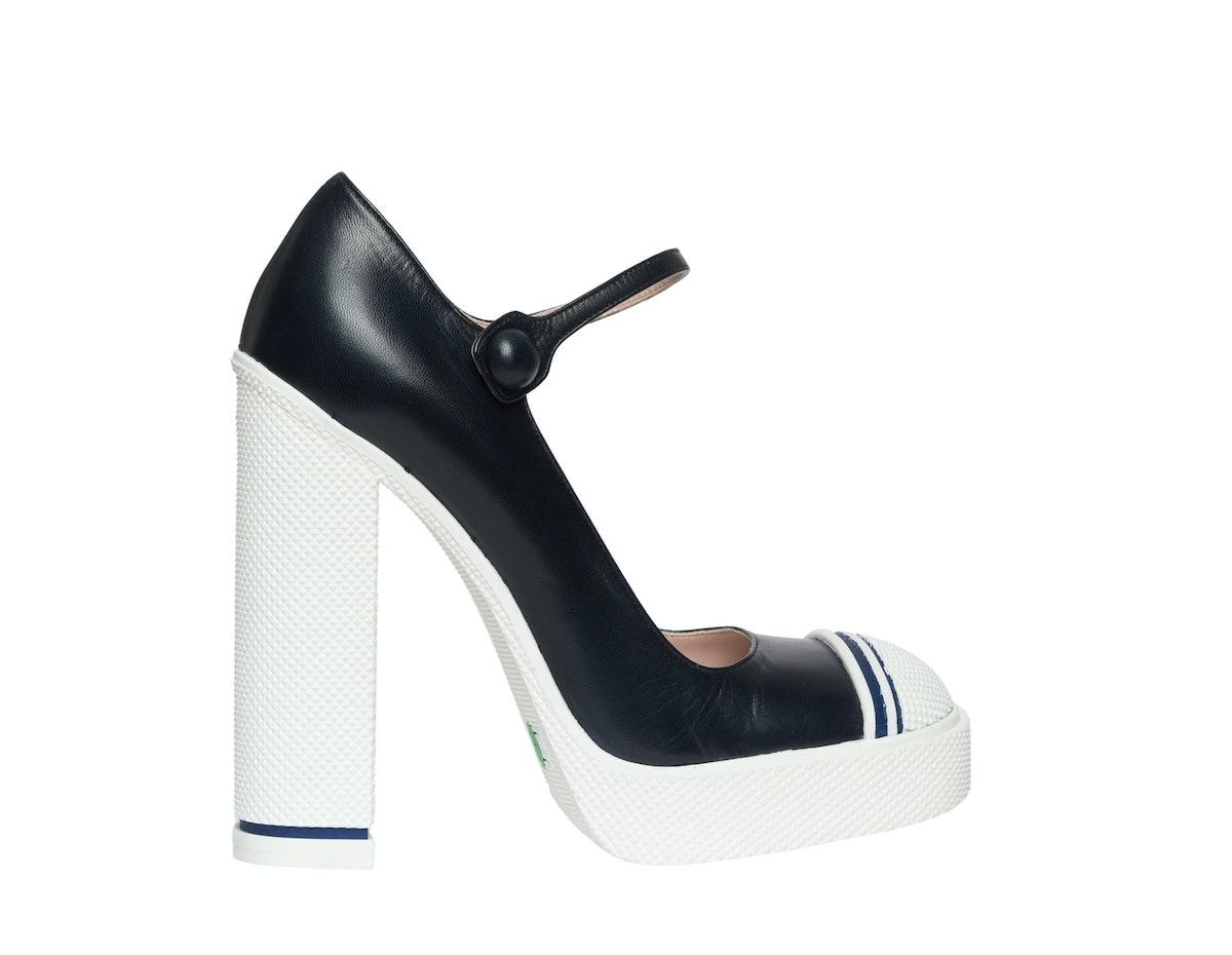 Miu Miu Mary Jane Shoes