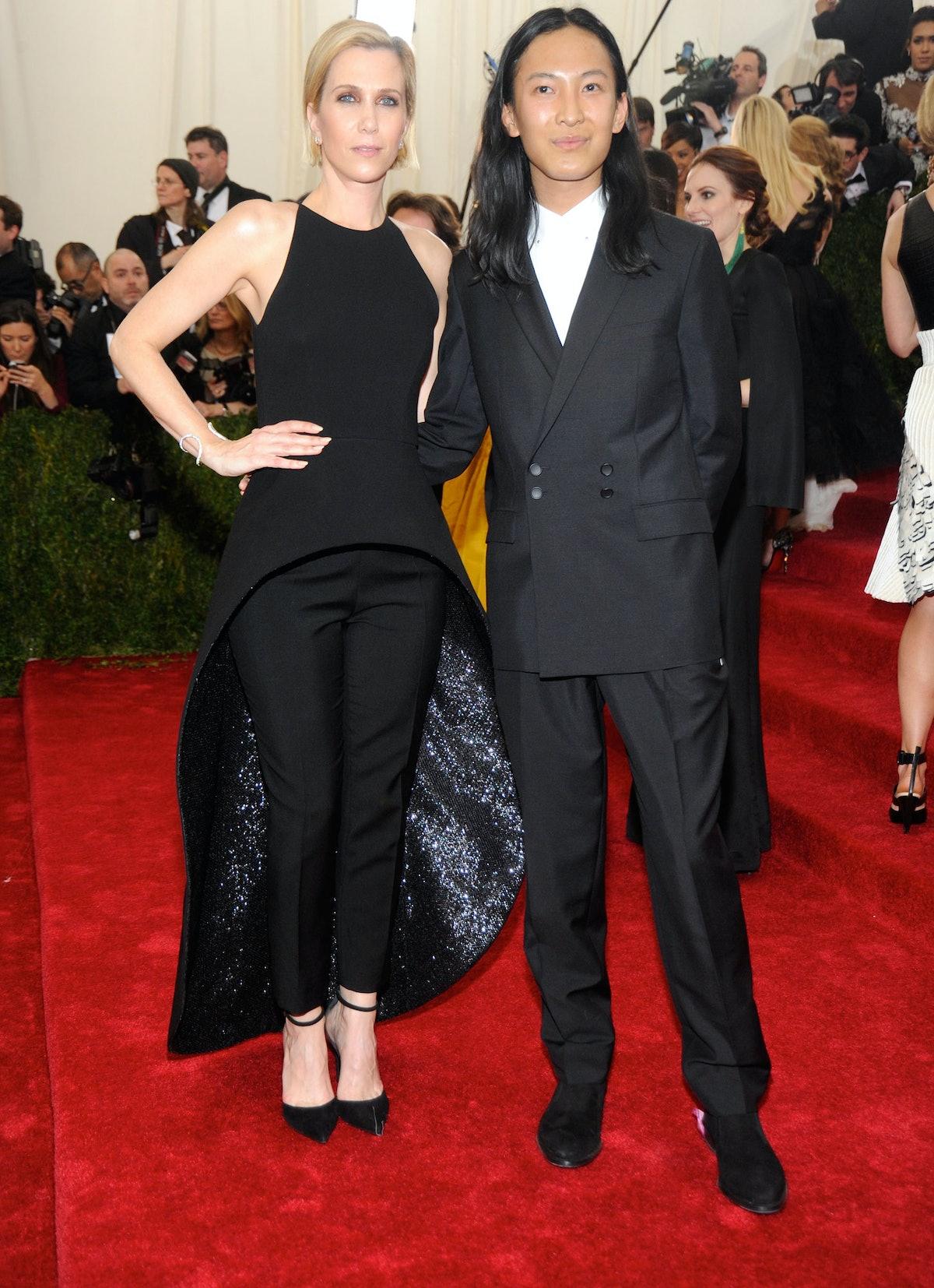 Kristin Wiig and Alexander Wang