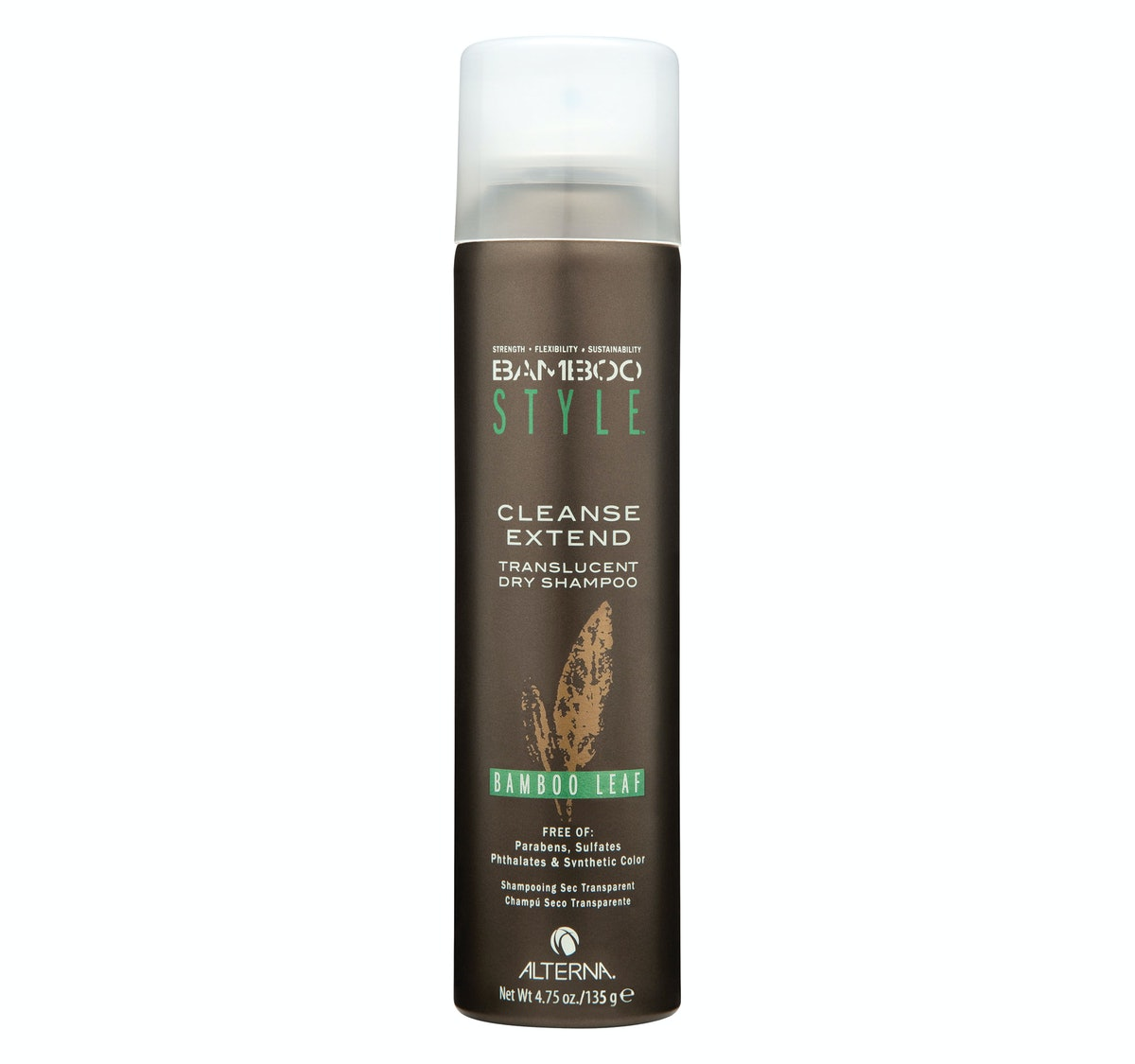 Alterna Cleanse Extend Translucent Dry Shampoo