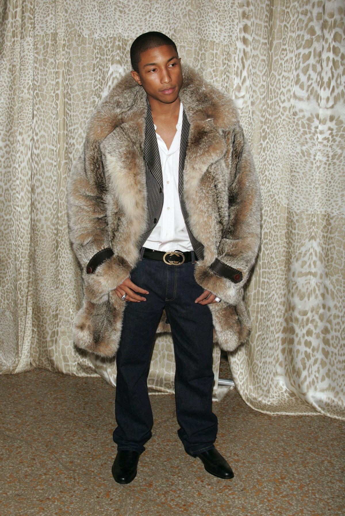 Pharrell Williams 2004