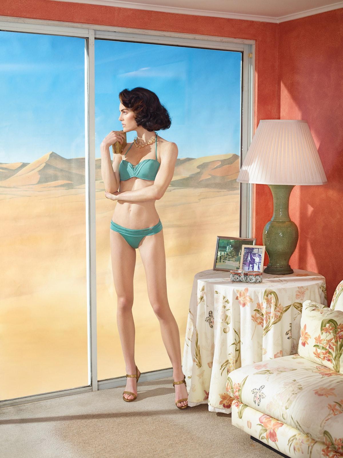 Emporio Armani bikini