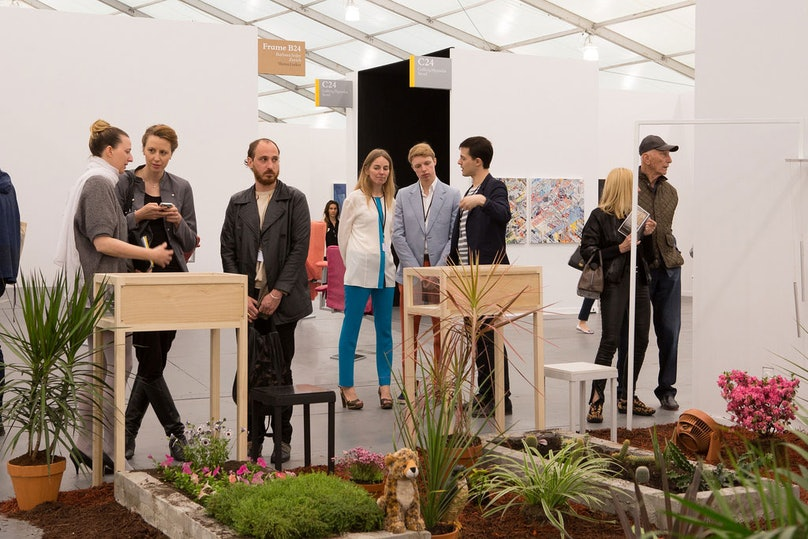 Ariel Reichman PSM Gallery