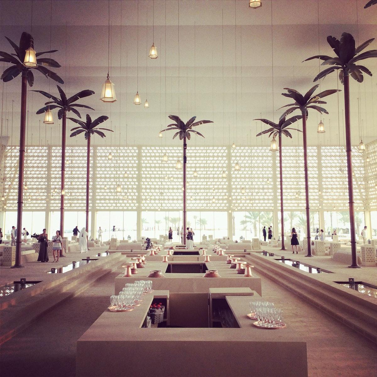 Chanel Cruise 2015 Dubai