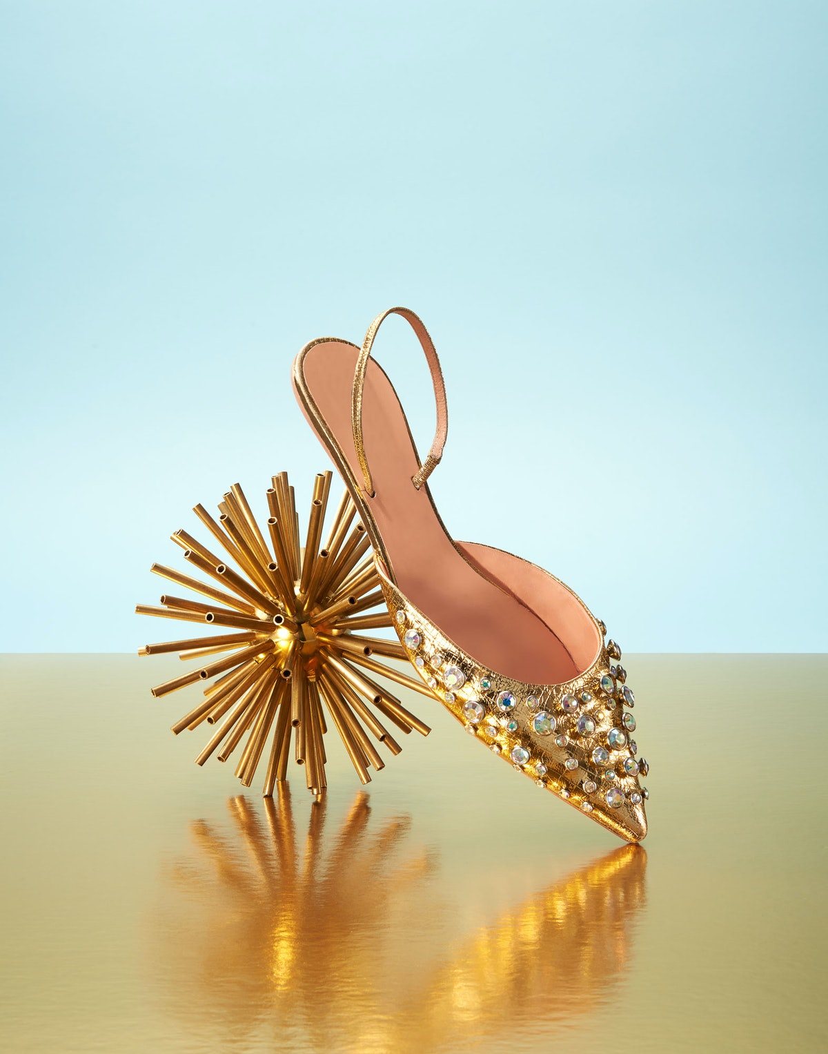 Pointy-Toe Accessories