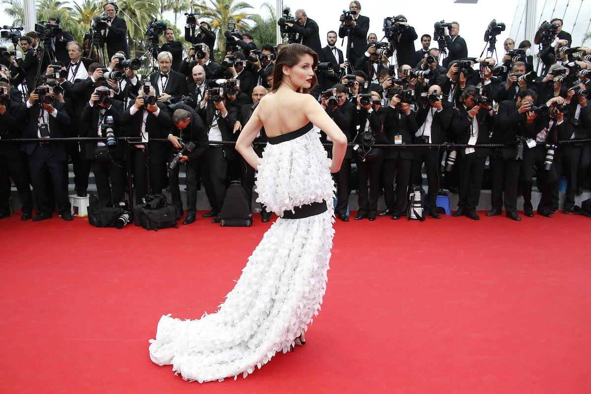 Laetitia Casta Cannes 2014