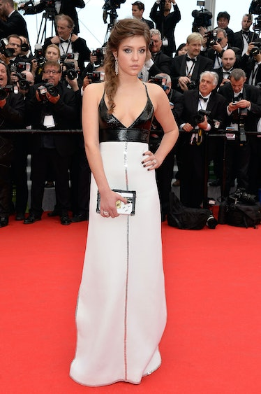 Adele Exarchopoulos Cannes 2014