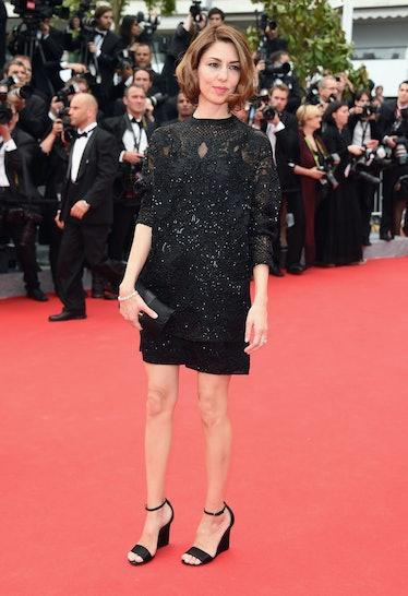 Sofia Coppola Cannes 2014