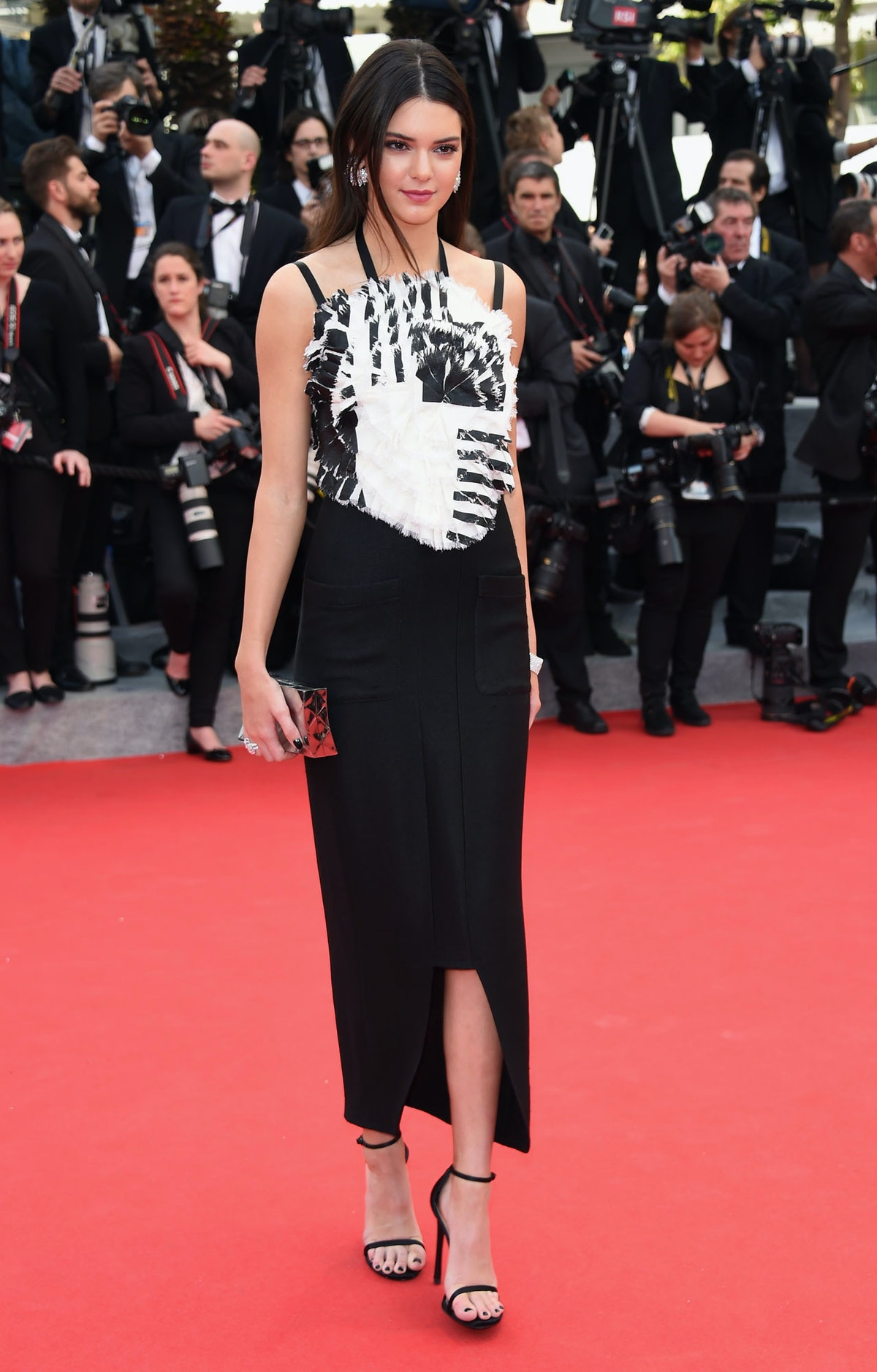 Kendall Jenner Cannes 2014