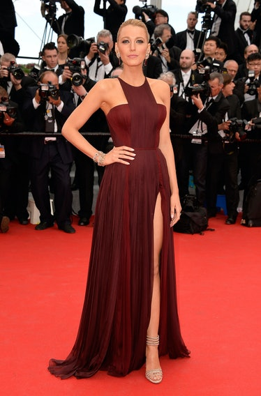 Blake Lively Cannes 2014