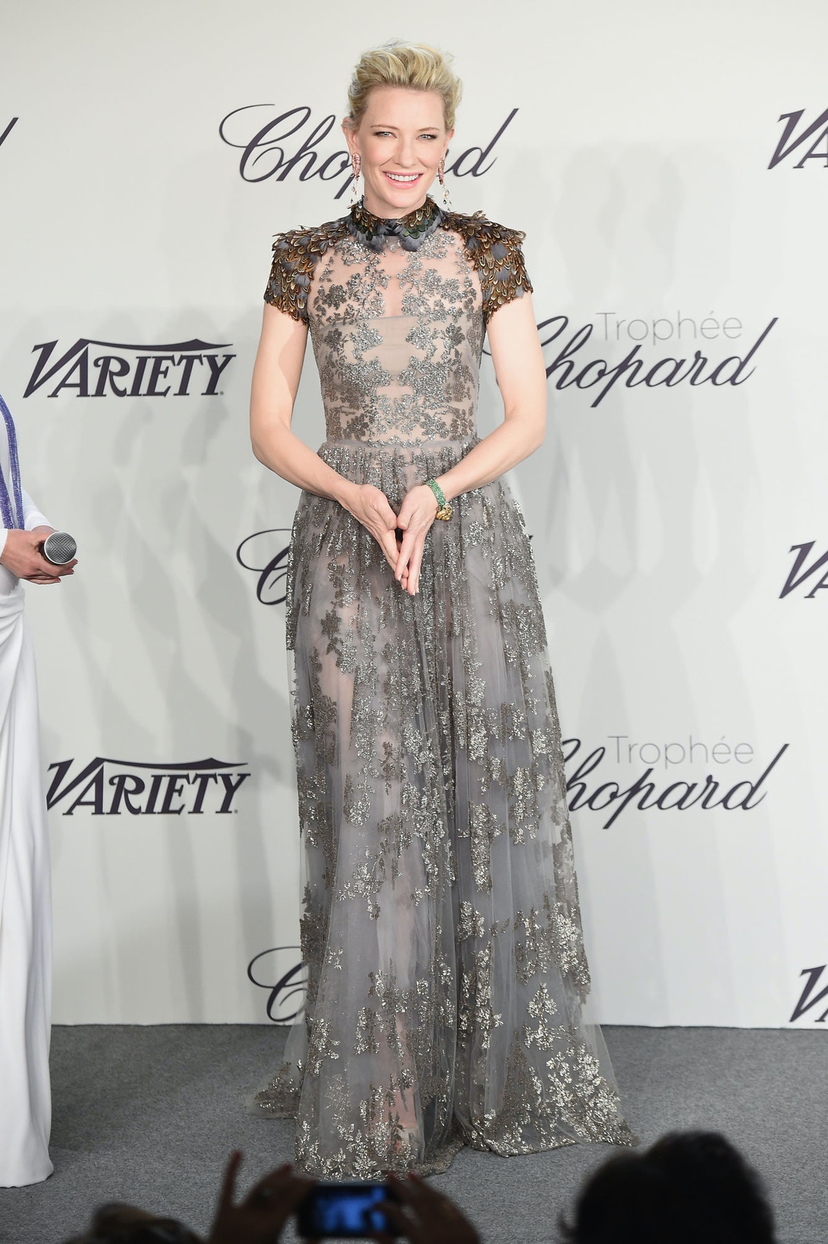 Cate Blanchett Cannes 2014