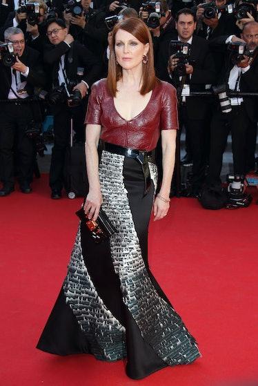 Julianne Moore Cannes 2014