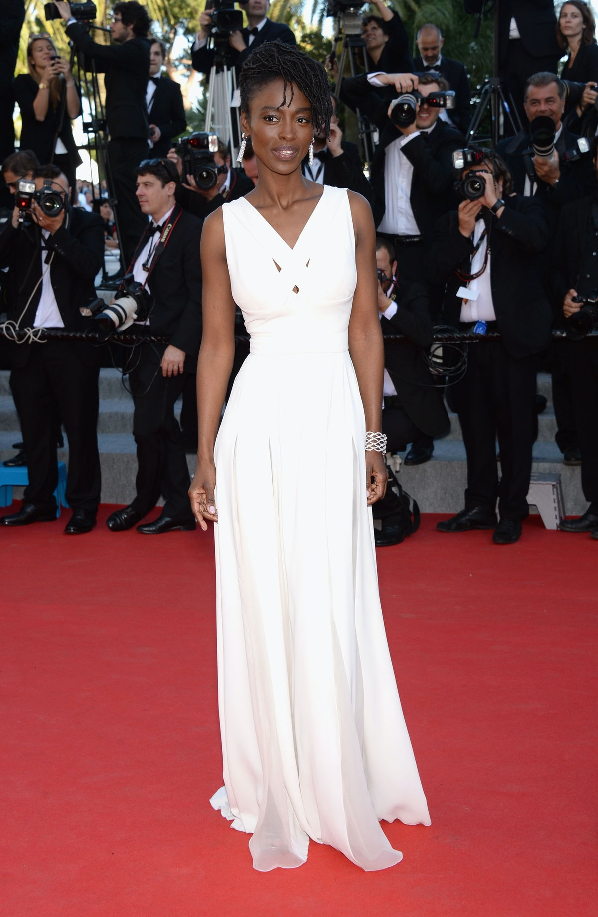 Aissa Maiga Cannes 2014