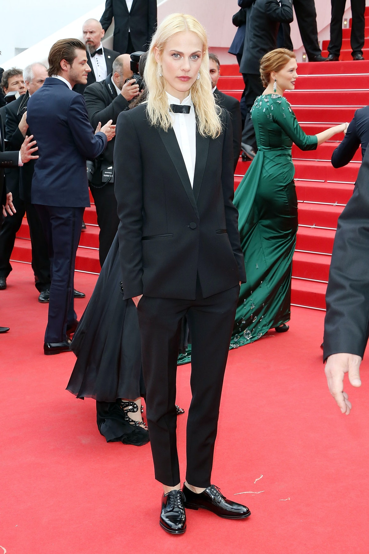 Aymeline Valade Cannes 2014