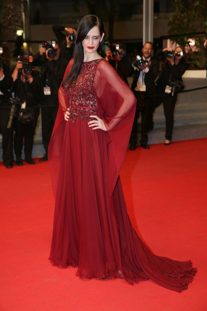 Eva Green in Elie Saab