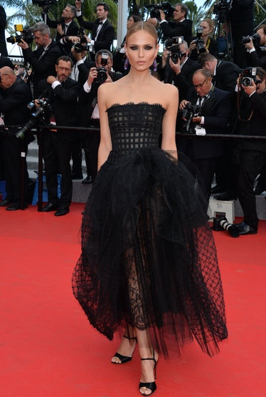 Natasha Poly Cannes 2014