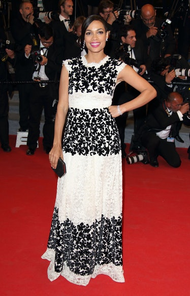 Rosario Dawson in Doce & Gabbana
