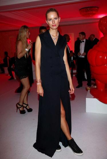 Karolina Kurkova in Dior