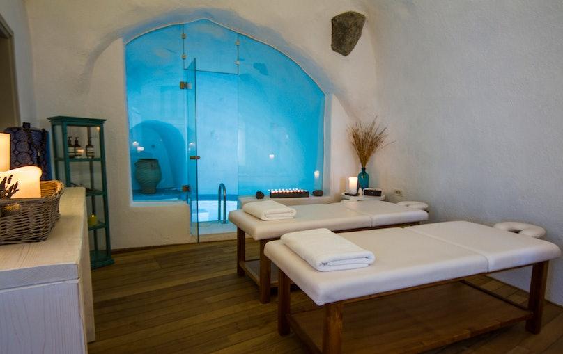 Spa at Iconic Santorini, Greece