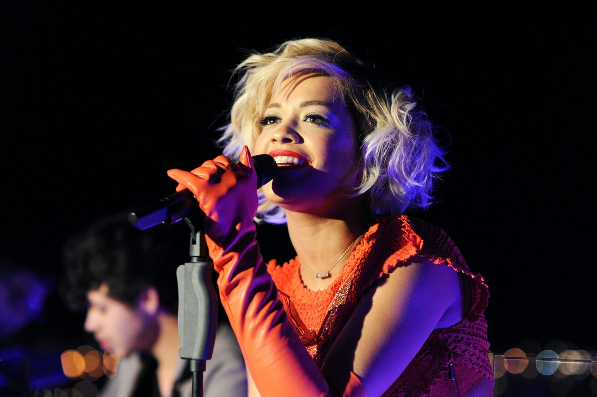 Rita Ora Cannes Film Festival 2014