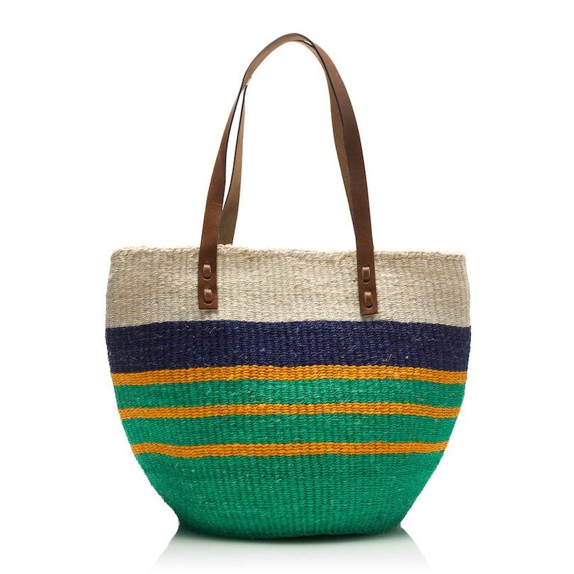 J. Crew Beach Bag