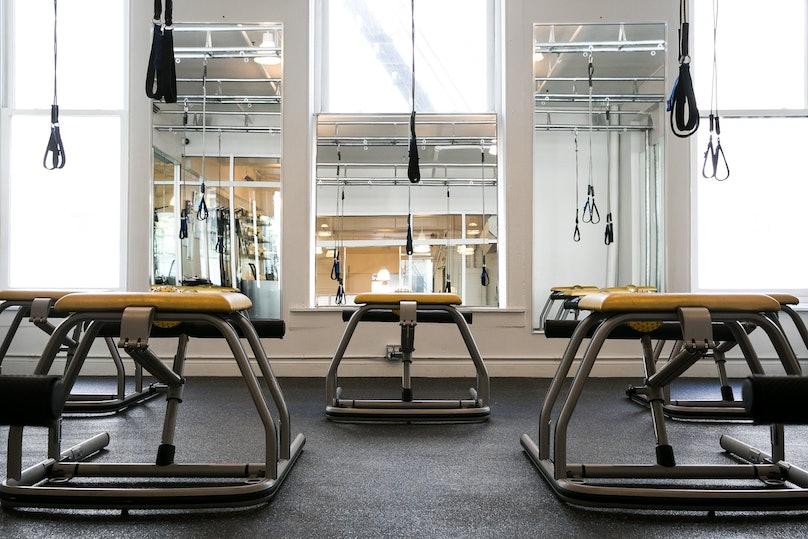 Cardio Chair at ChaiseFitness