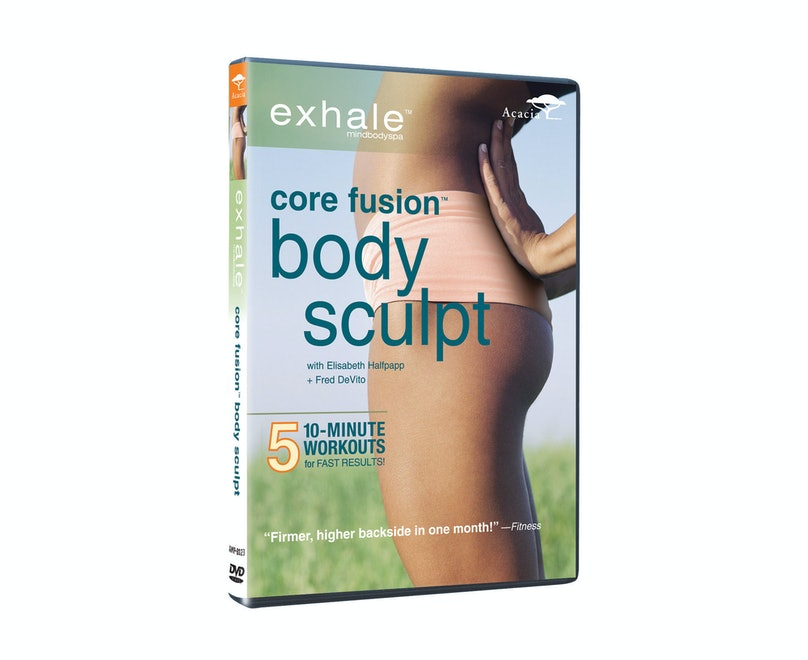 Exhale Spa DVD