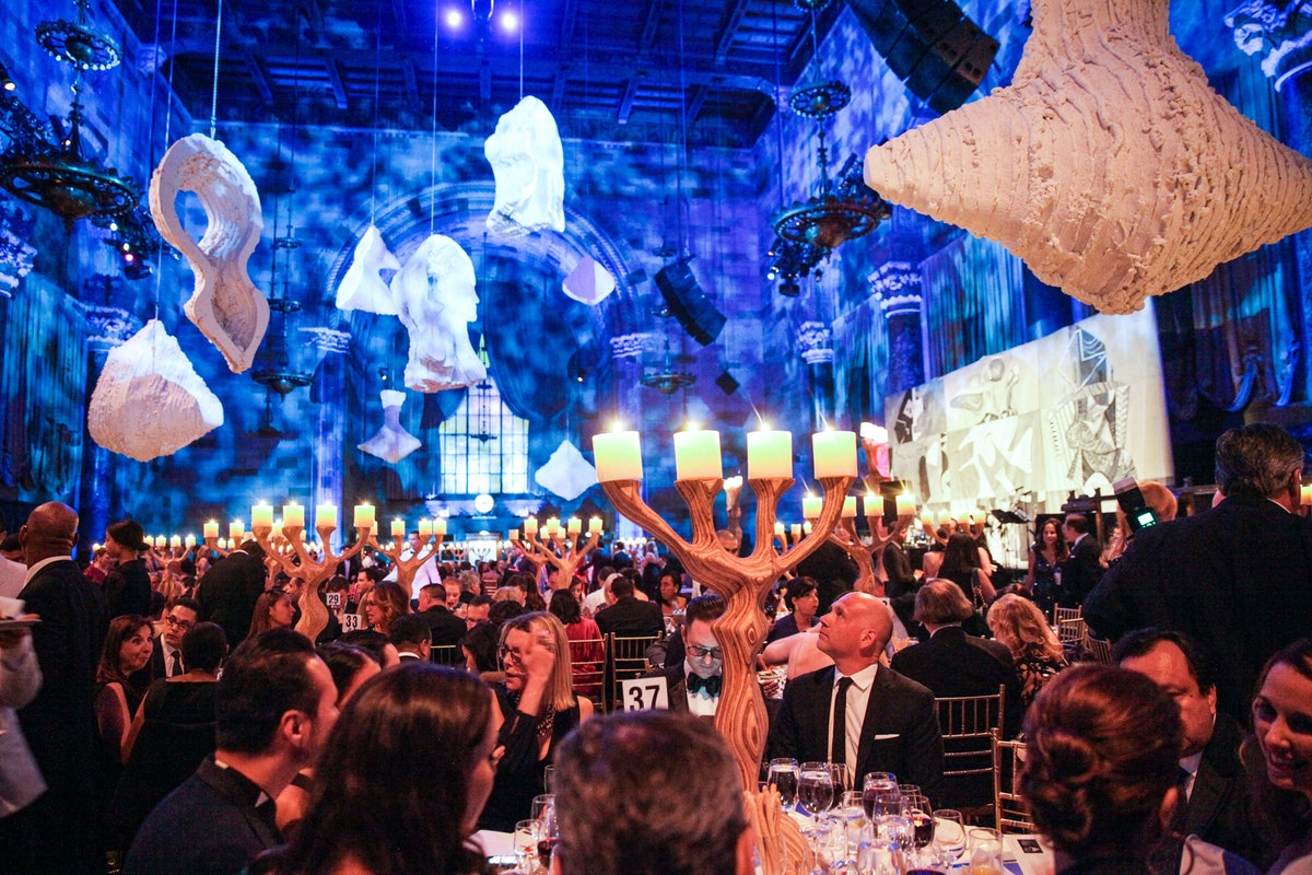 Inside El Museo Gala 2014