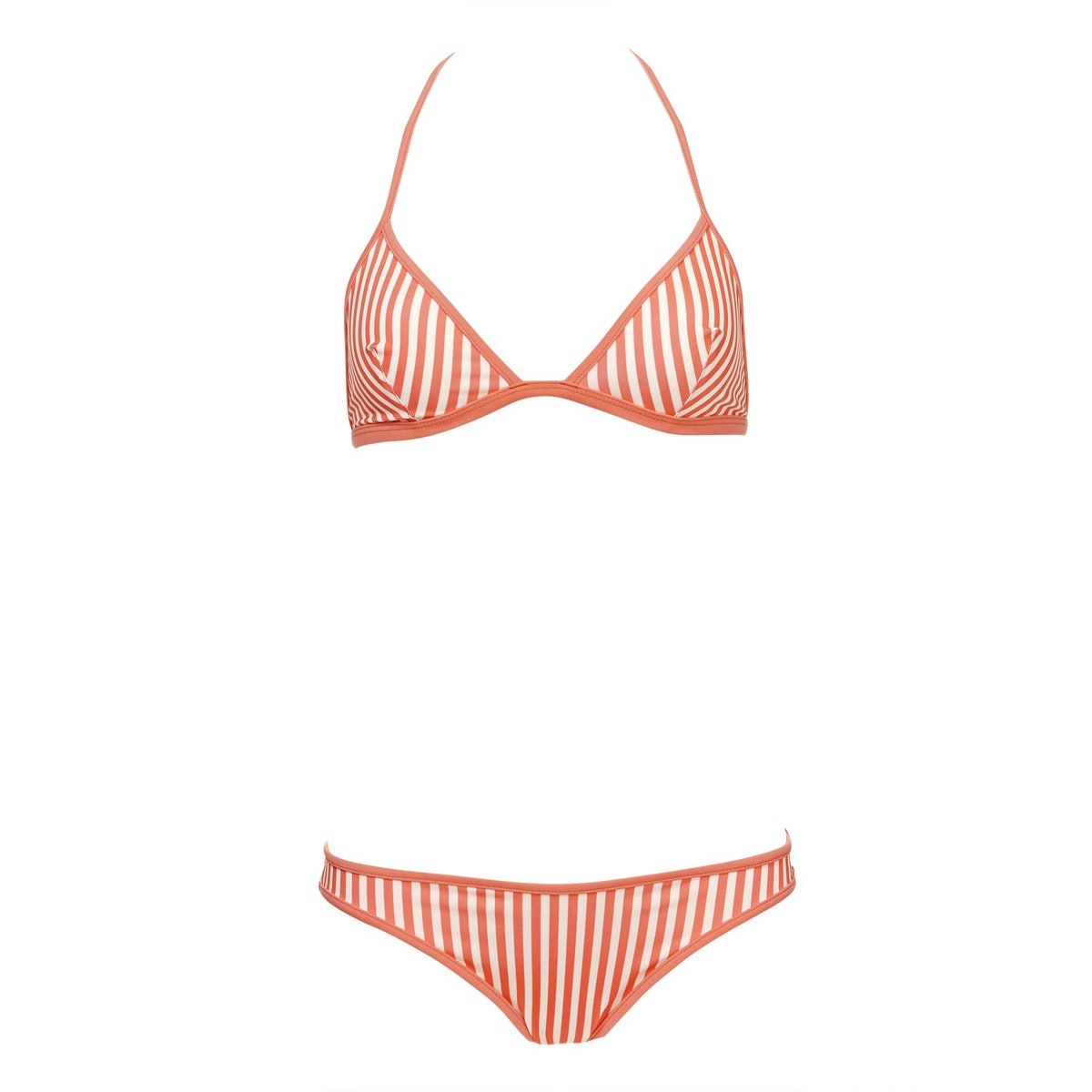 Solid and Striped Bikini