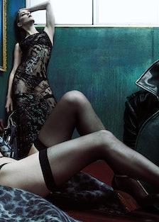 Amber Heard Magazine Photographs Celine