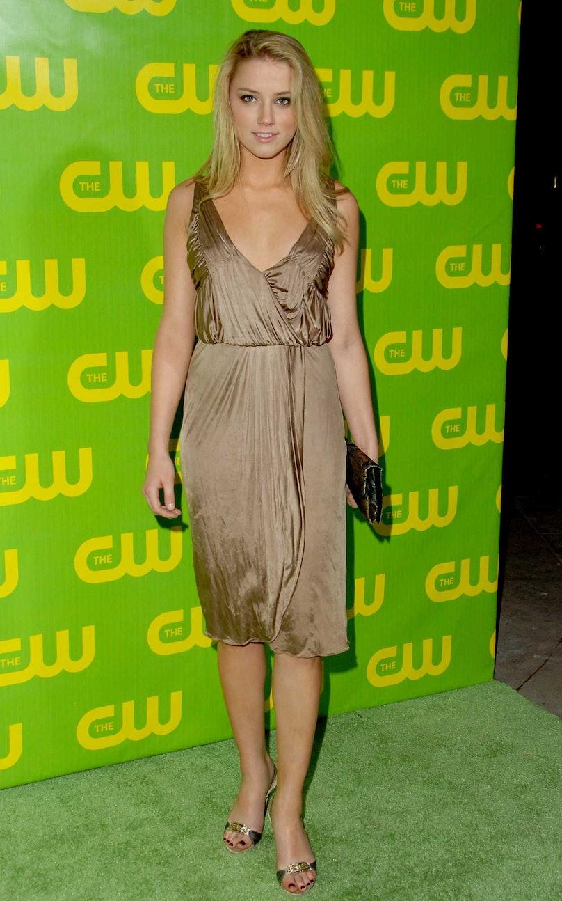 Amber Heard in 2007