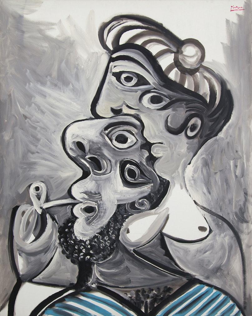 Pablo Picasso 1969