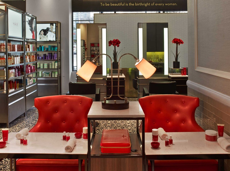 The Red Door Spa NYC