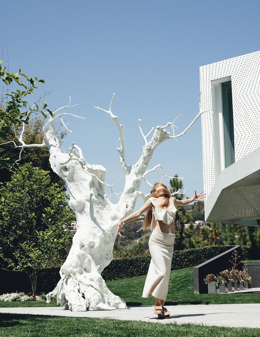Ugo Rondinone sculpture