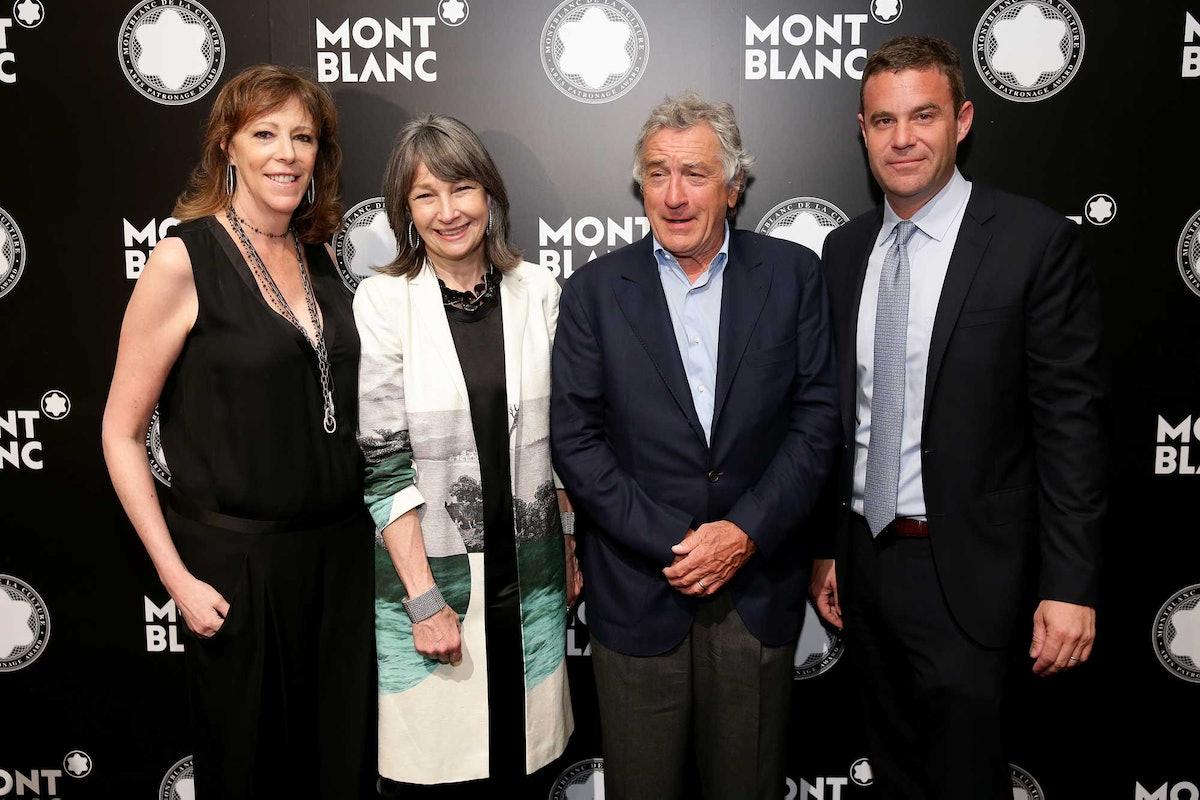 Jane Rosenthal, Brooke Neidich, Robert De Niro and Joe Daniels