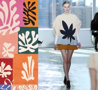 Delpozo and Henri Matisse