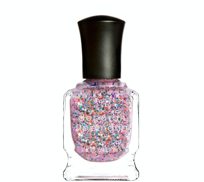 Deborah Lippmann glitter nail polish