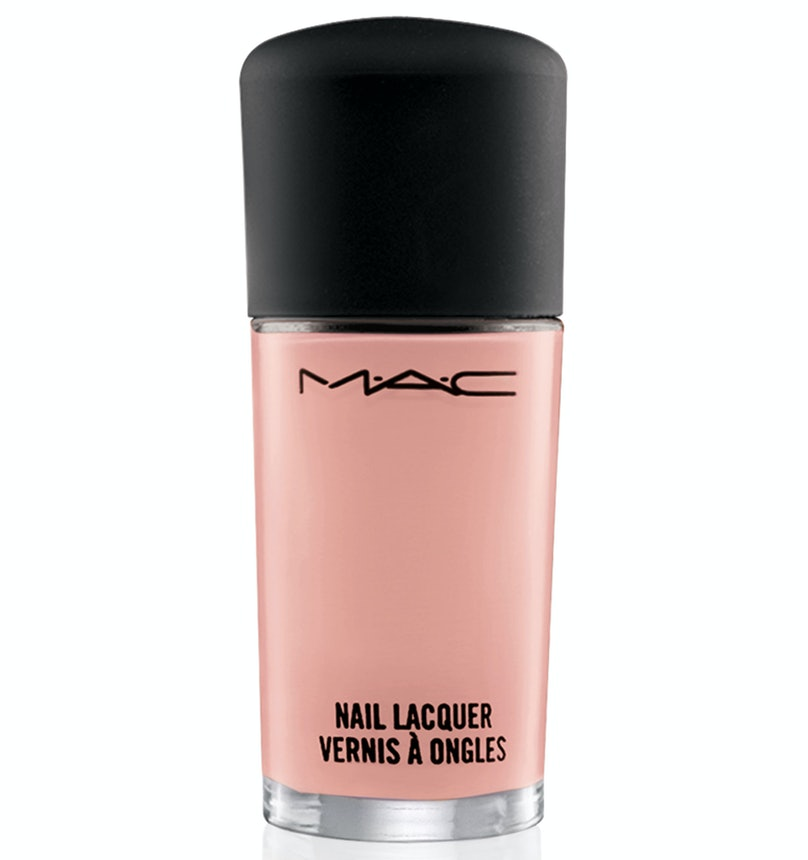 MAC nail lacquer in Pep Pep Pep