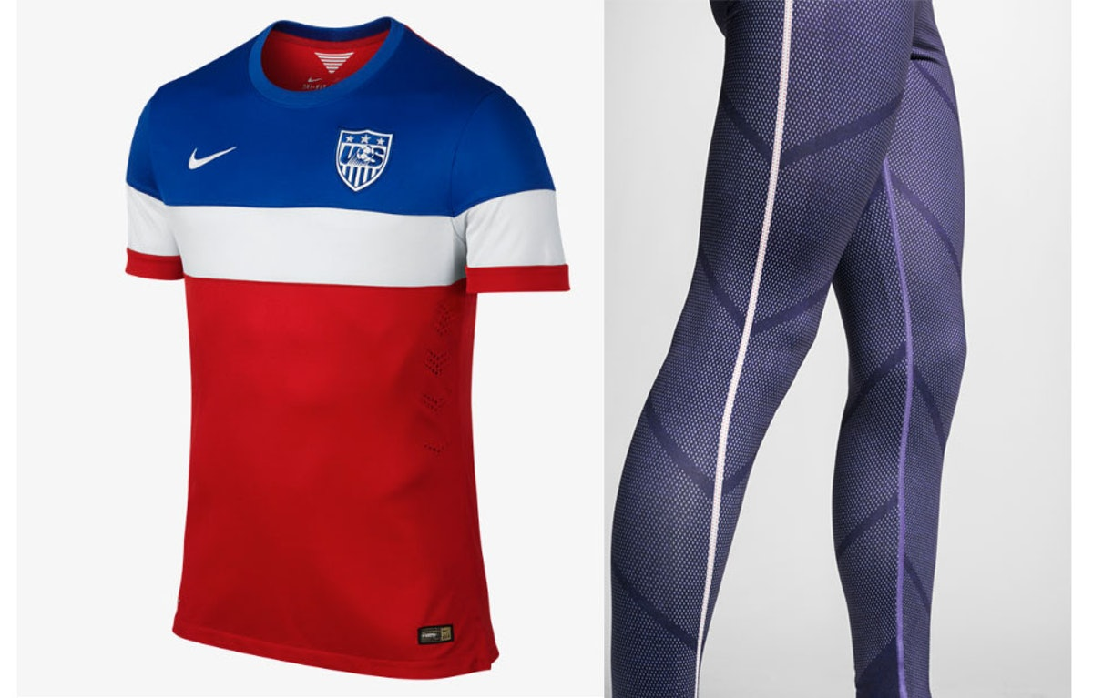 Nike World Cup Jersey