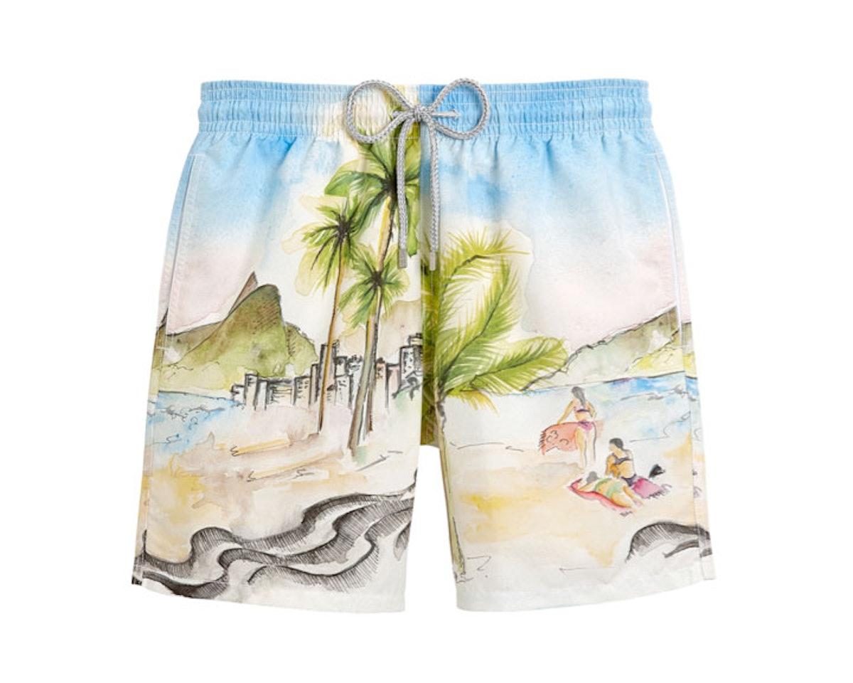 vilebrequin Baie de Rio swim trunks