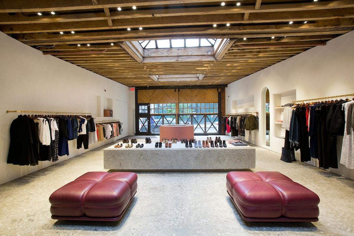 Rachel Comey NYC Store
