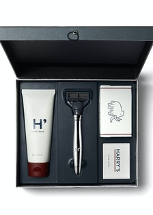 Harry's Engraved Winston Shave Set