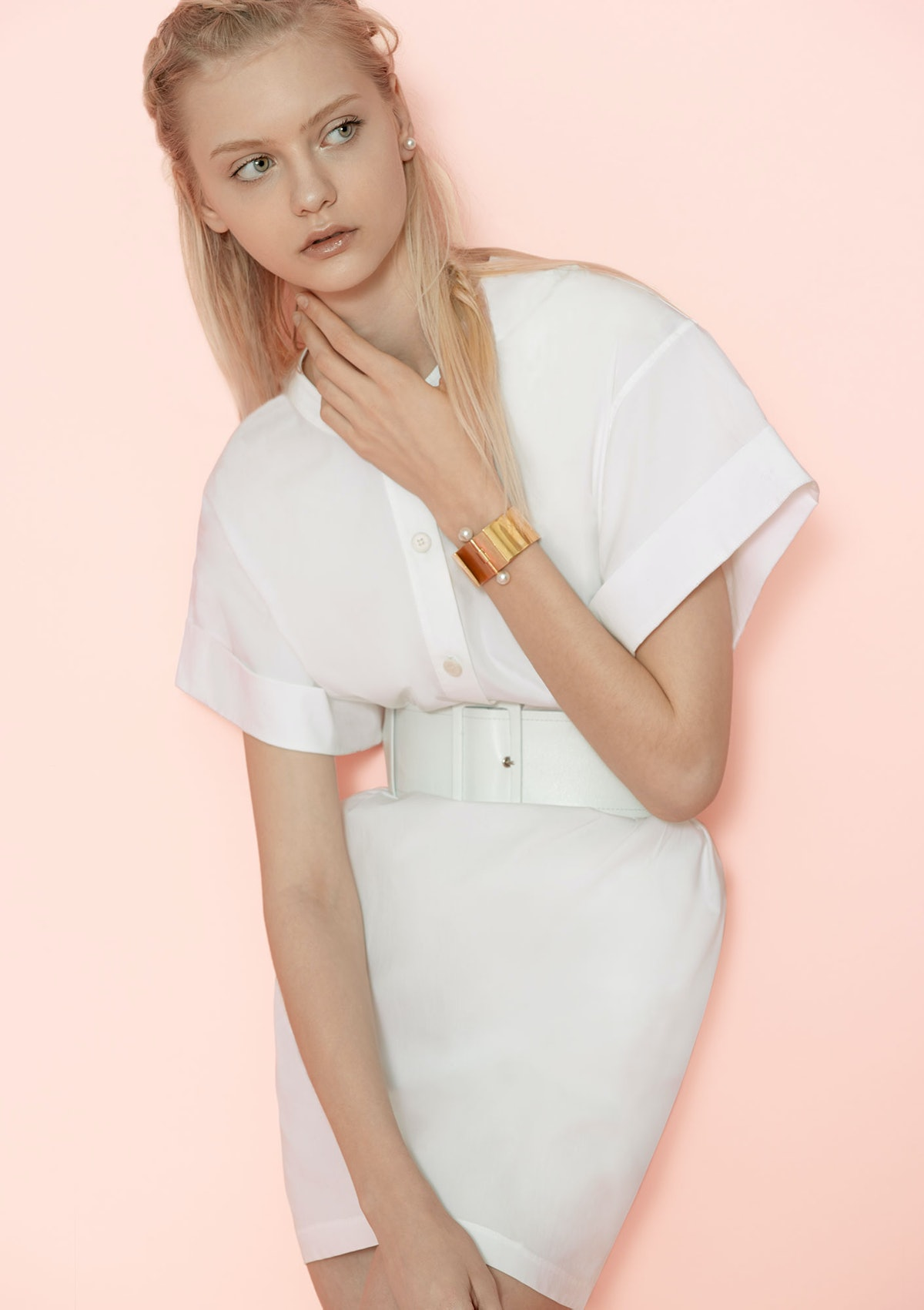 Striped Shirtdress Trend